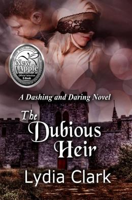 The Dubious Heir eBook Award Cover
