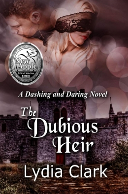 The Dubious Heir eBook Award Cover
